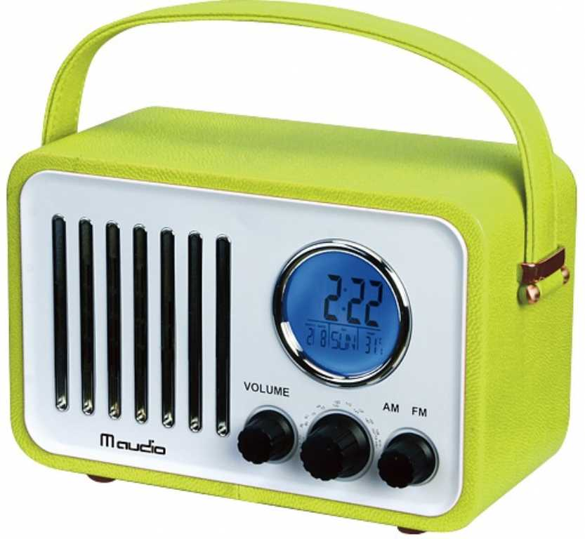 M-audio LM-33 ZIELONY Radio