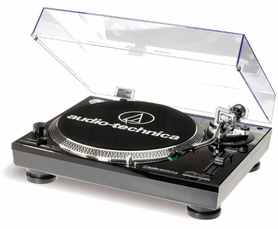 Audio-technica AT-LP120 Gramofon