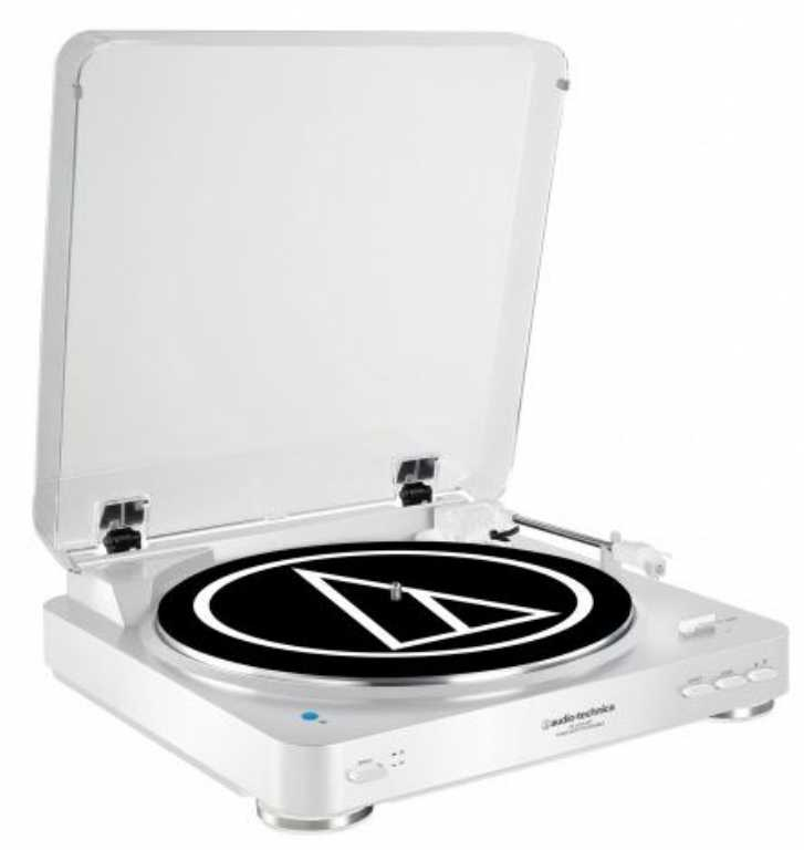Audio-technica AT-LP60BT Gramofon