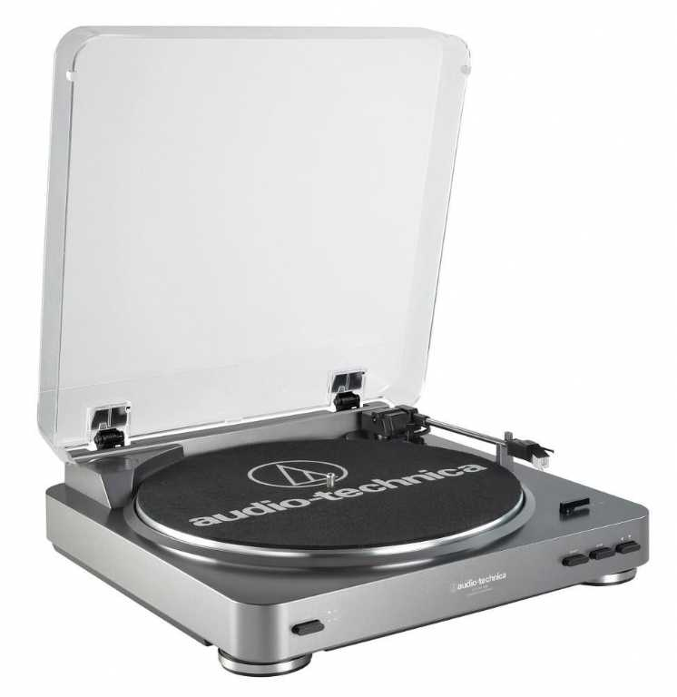 Audio-technica AT-LP60USB Gramofon