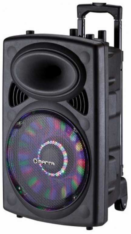 Manta SPK5004 OGRE Power Audio