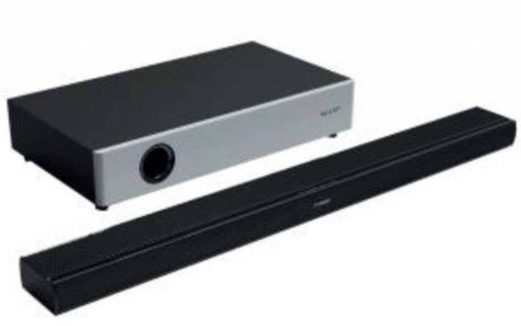 Sharp HT-SBW160 Soundbar