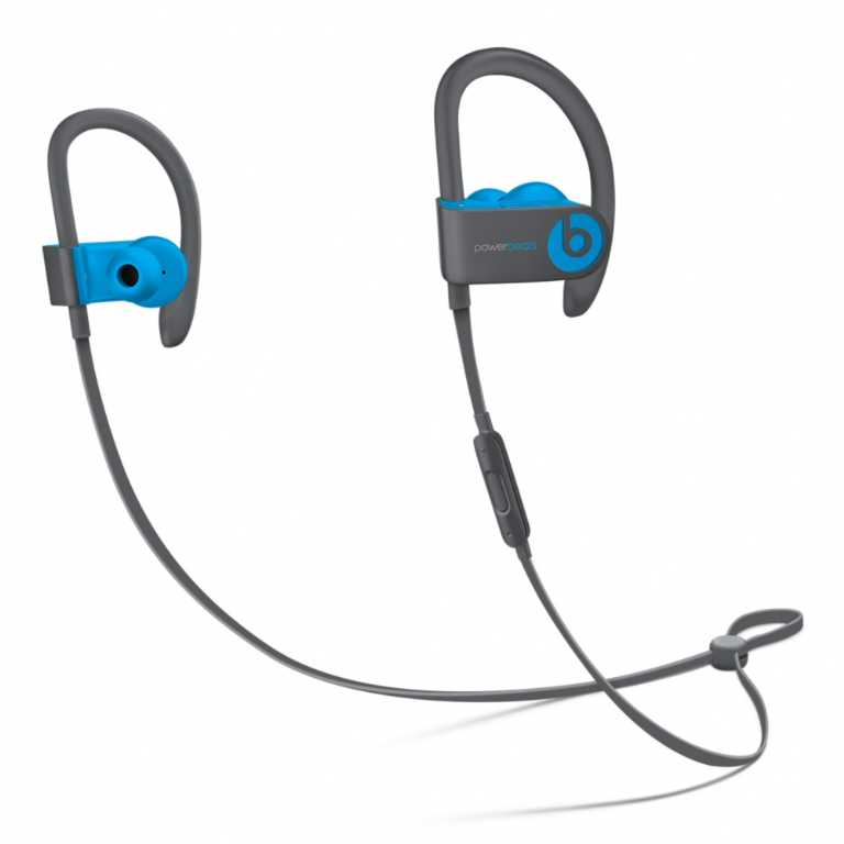 Beats by dr. dre PowerBeats3 FLASH BLUE Słuchawki