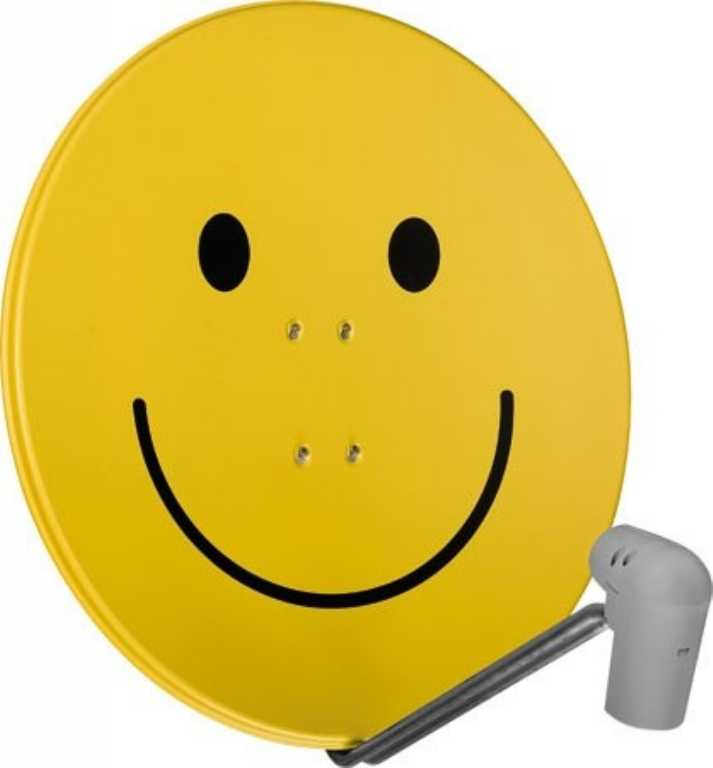 Technisat Satman 850 Plus Smiley (6285/8882) Antena